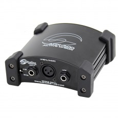Soundsation ADX-500 DI box attiva ultra low noise