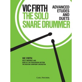 Vic Firth The Solo Snare Drummer