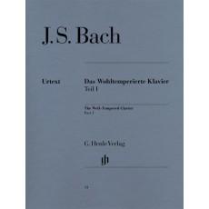 Bach - Il pianoforte ben temperato parte 1