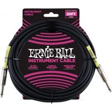 Ernie Ball EB06046 Cavo Jack Jack 6 mt