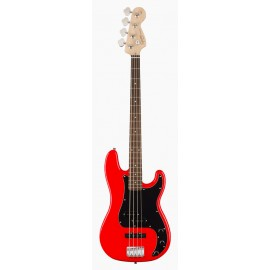 Squier AFFINITY PJ BASS BWB PG RW RACE RED