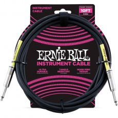 Ernie Ball EB06048 Cavo Jack Jack 3 mt