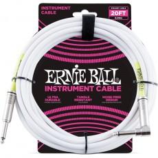 Ernie Ball EB06047 Cavo Jack Jack 6 mt