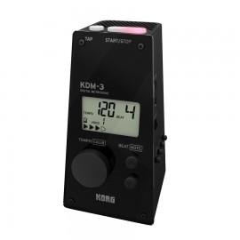 Korg KDM-3-BK Metronomo digitale