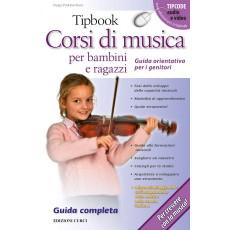 Tipbook Corsi di musica per bambini e ragazzi