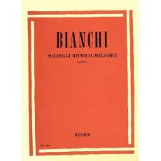Bianchi Solfeggi Ritmico - Melodici