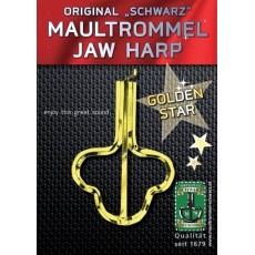 Schwarz Scacciapensieri Golden Star