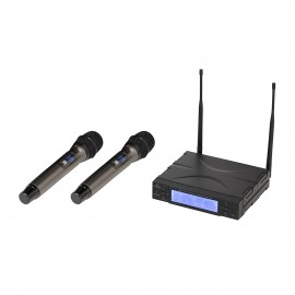 SOUNDSATION WF-U2300HH Radiomicrofono UHF doppio
