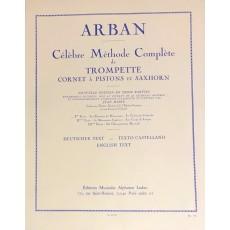Arban Célèbre Méthode Complète de Trompette - Volume 1