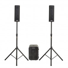 DJTECH CUBE 203 MKII Sistema audio 2.1 da 560W