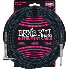 Ernie Ball EB06060 Cavo Jack Jack 7,62 mt