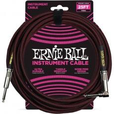 Ernie Ball EB06062 Cavo Jack Jack 7,62 mt