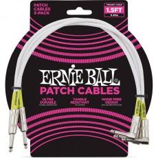 Ernie Ball 6056 Cavo Patch - 30 cm 3 pezzi