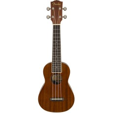 Fender Seaside Soprano Uke, Natural