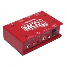 Samson MCD2PRO – D.I. Box Pro – Computer/DJ