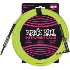 Ernie Ball EB06057 Cavo Jack Jack 7,62 mt
