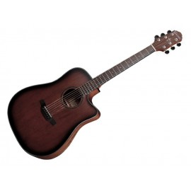 Crafter HDE-250S-BRS  Dreadnought elettrificata