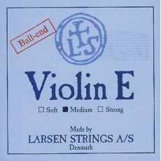Larsen Violino set  SYNTHETIC/ FIBRE CORE