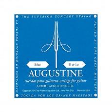Augustine corda MI serie BLU 1TH
