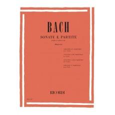Bach 6 Sonate E Partite