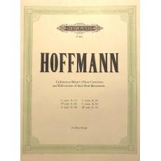 Hoffmann - Cadenzas to Mozart's Piano Concerto