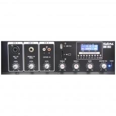 Amplificatori e centraline per installazioni